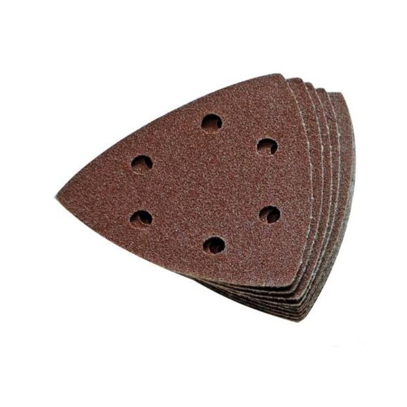 Driehoek schuurpapier