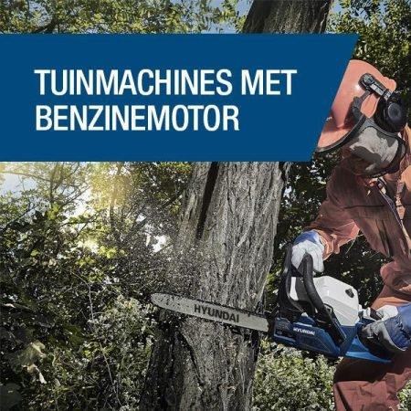 Tuinmachines met Benzinemotor